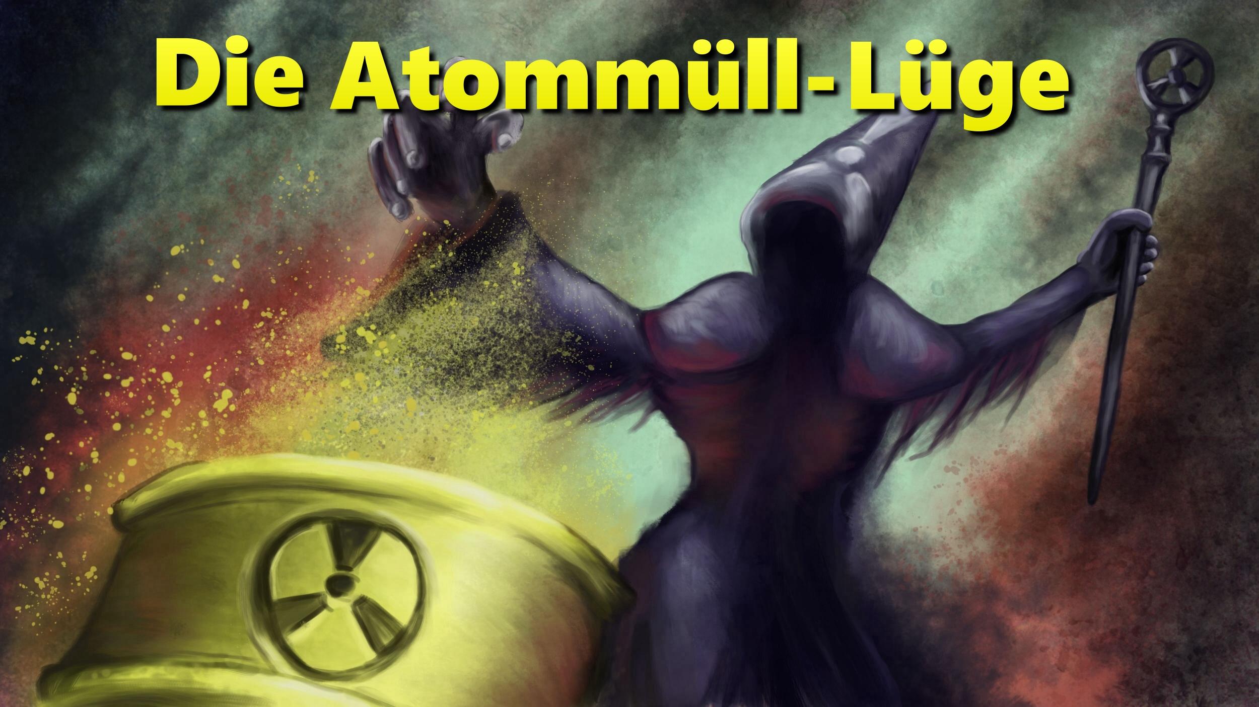 Geschützt: Die Atommüll-Lüge