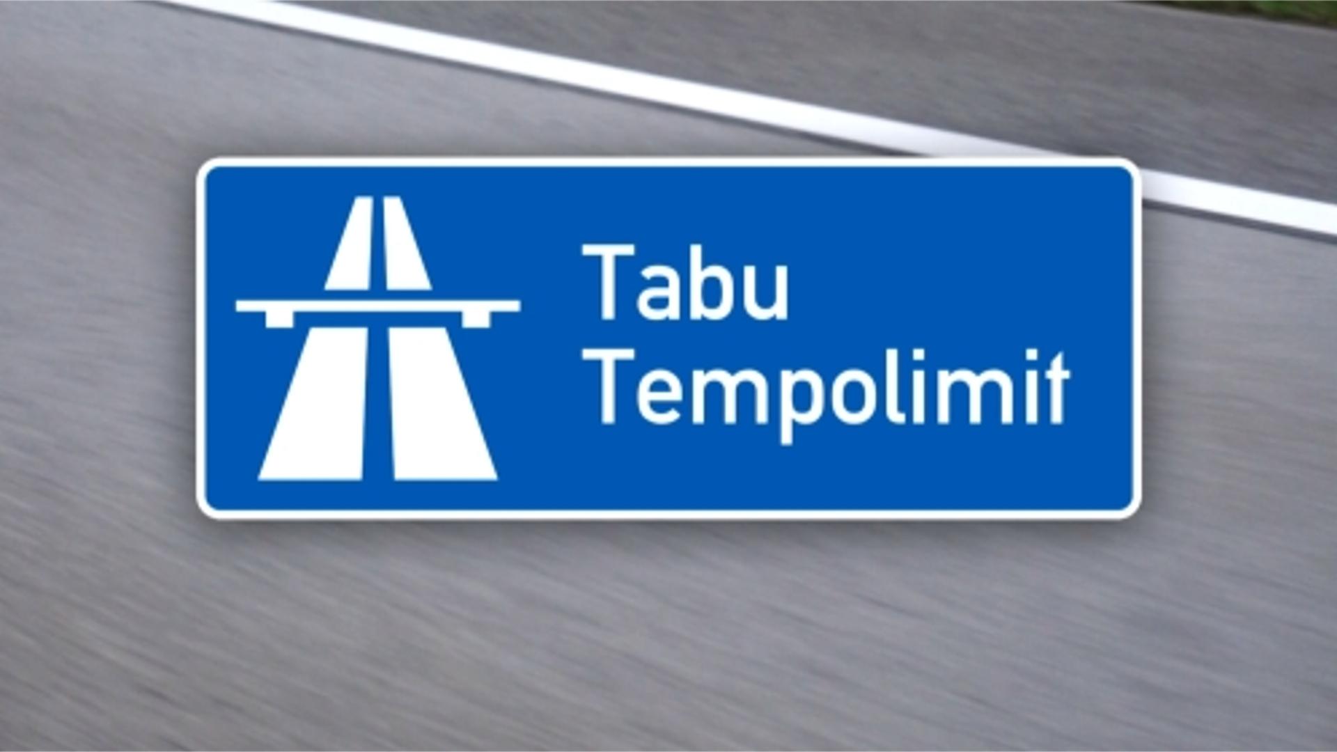 Tabu Tempolimit