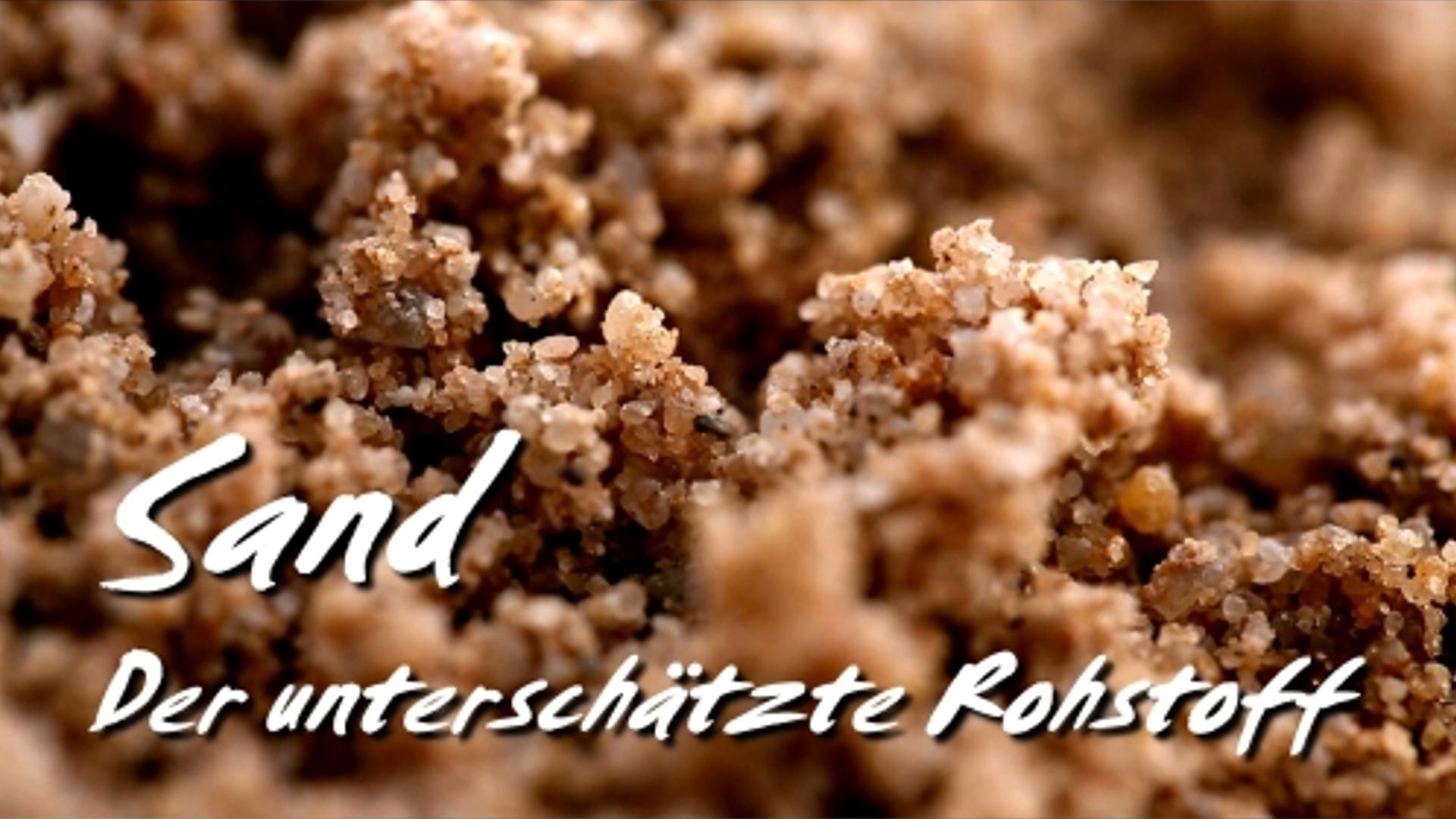 Unsere Welt: Auf Sand gebaut