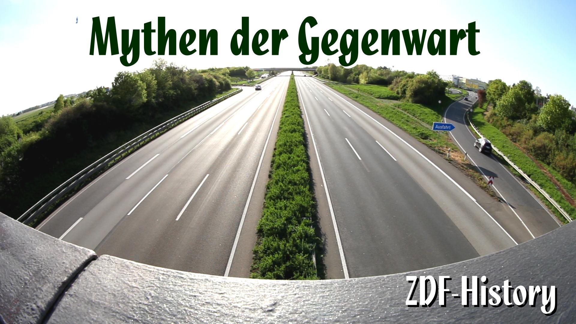Modern German myths