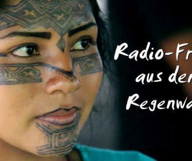 Radio-Frauen aus dem Regenwald