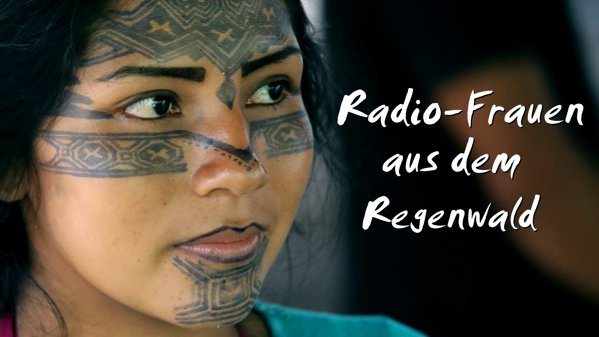 Radio reporters from the rainforest