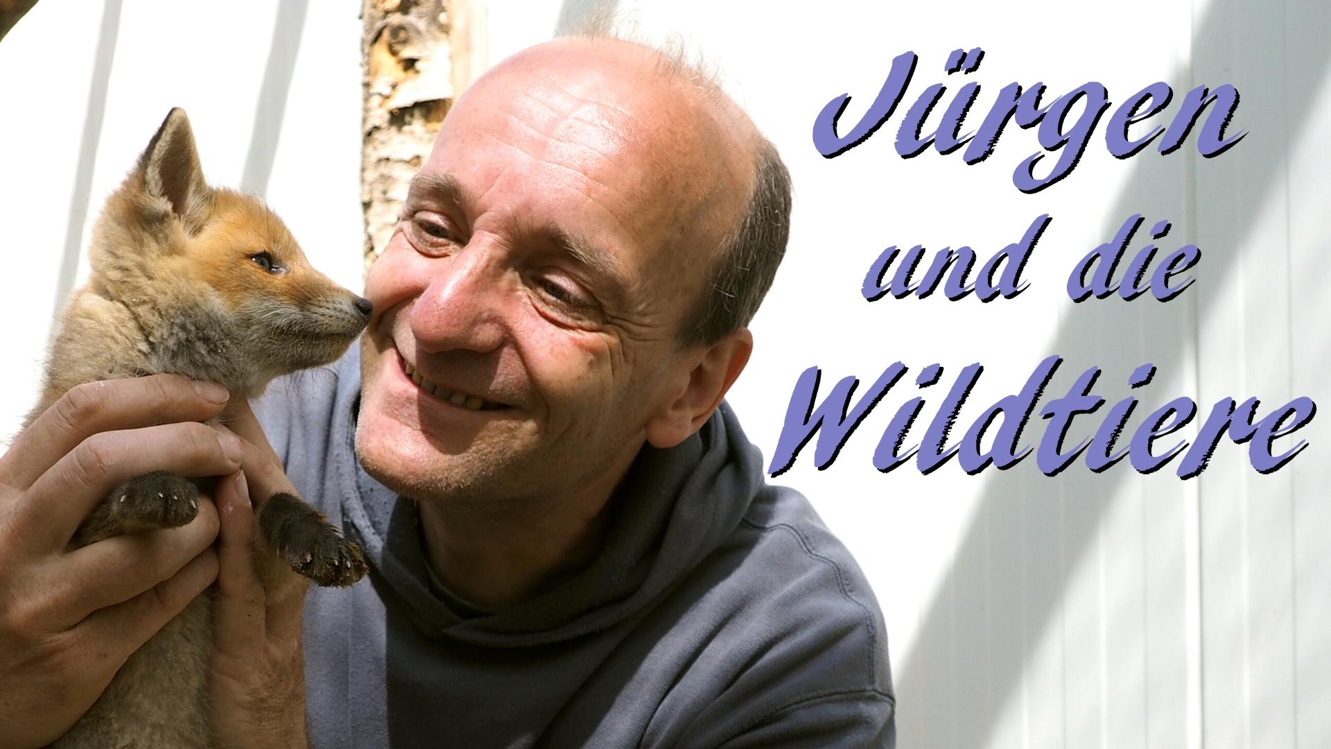 Jürgen und die Wildtiere